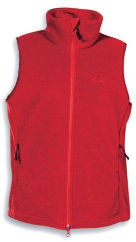 """Tatonka Essential damska kamizelka polarowa""""Montrose Lady Vest"""" z polaru, rozmiar 36, strawberry"""
