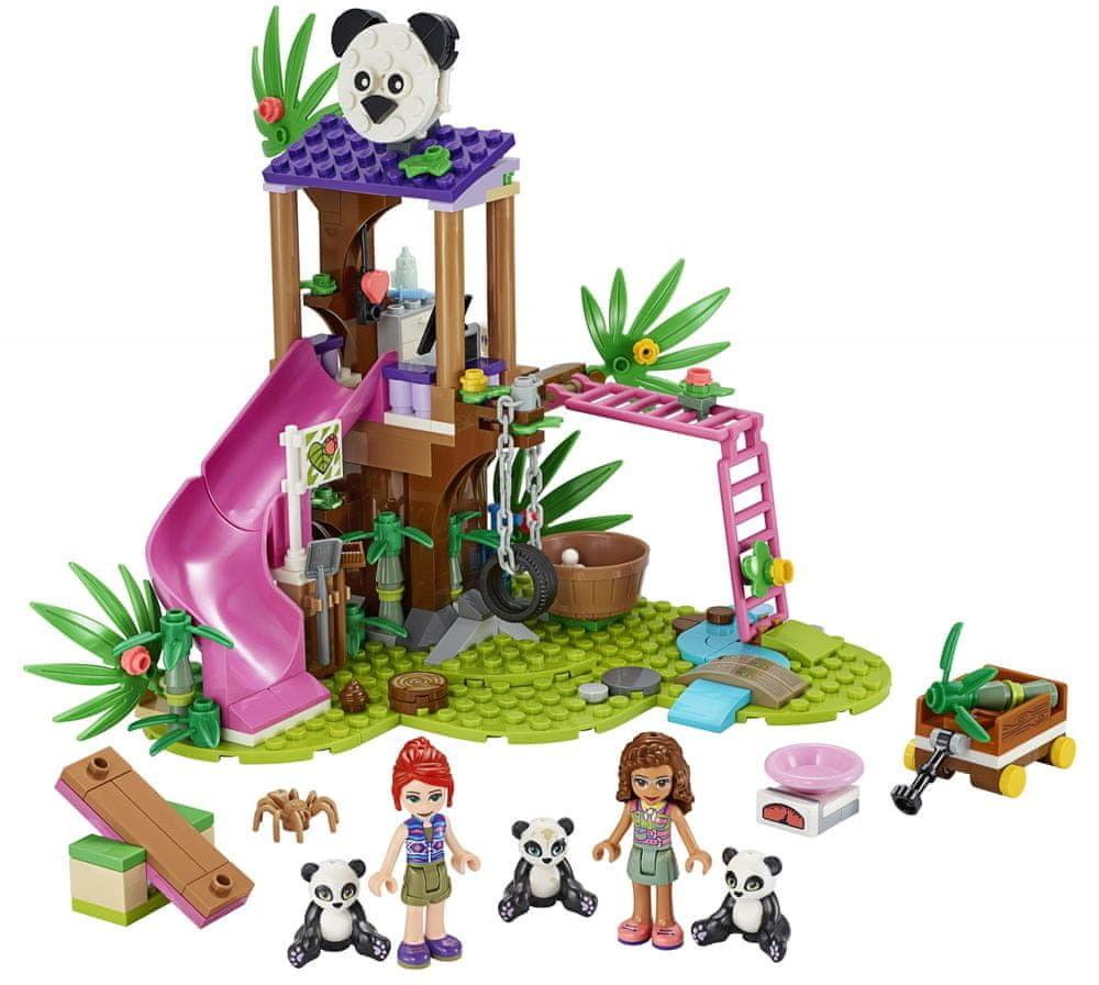 LEGO Friends - Domek pand na drzewie 41422