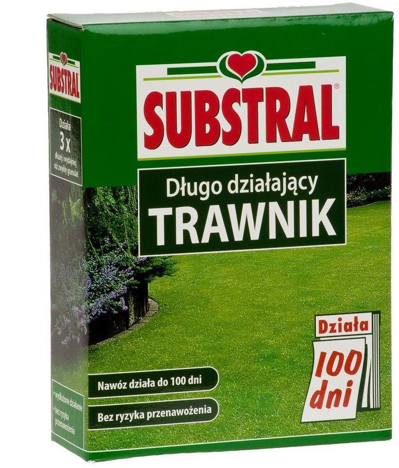 Nawóz do trawnika 100 DNI 1 kg SUBSTRAL