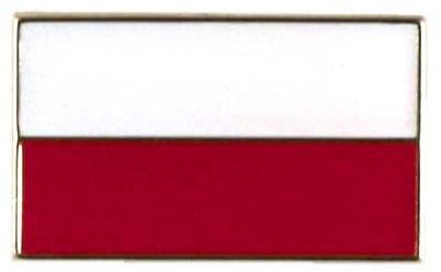 Flaga Polska, przypinka Prezydencka