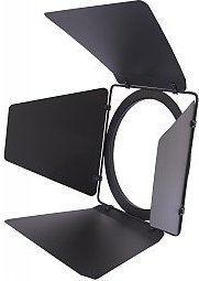 Skrzydełka kadrujące do reflektora Eurolite Barn doors PAR-64 Czarne