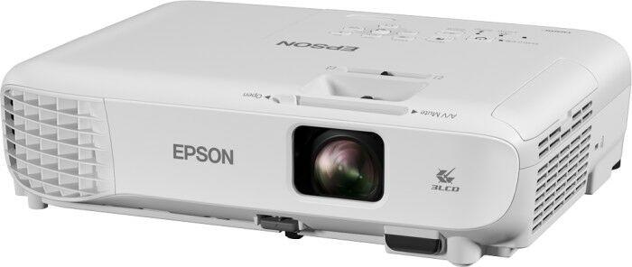 Projektor Epson EB-W06 + UCHWYT i KABEL HDMI GRATIS !!! MOŻLIWOŚĆ NEGOCJACJI  Odbiór Salon WA-WA lub Kurier 24H. Zadzwoń i Zamów: 888-111-321 !!!