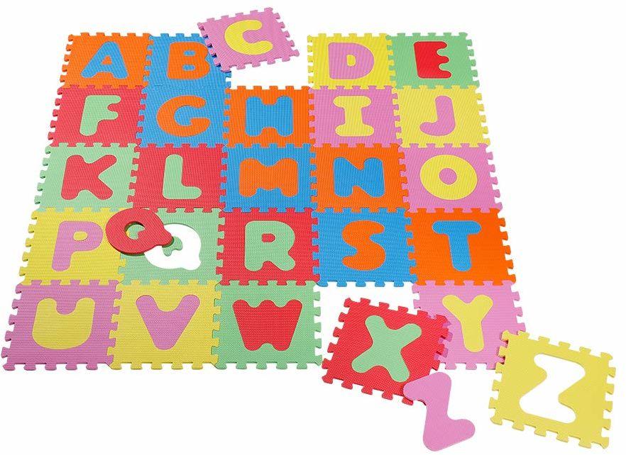 Knorrtoys 21003 - mata puzzle 60-częściowa  mata do zabawy dla dzieci dywan do zabawy mata piankowa mata kolorowa