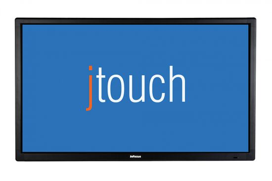 Monitor Infocus JTouch Plus 65-inch 4K Anti-Glare Display with Android INF6533 - MOŻLIWOŚĆ NEGOCJACJI - Odbiór Salon Warszawa lub Kurier 24H. Zadzwoń i Zamów: 504-586-559 !