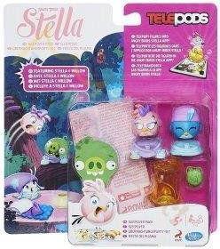 Hasbro Angry Birds Stella - 2-pak Stella i Willow z telepodem A9207 A8885