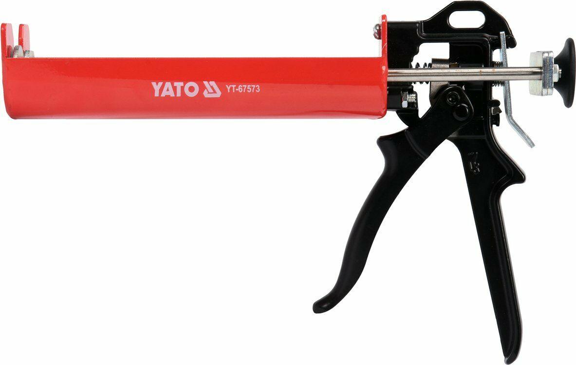 WYCISKACZ PODWÓJNY DO MAS GĘSTYCH L-205 MM Yato YT-67573 - ZYSKAJ RABAT 30 ZŁ