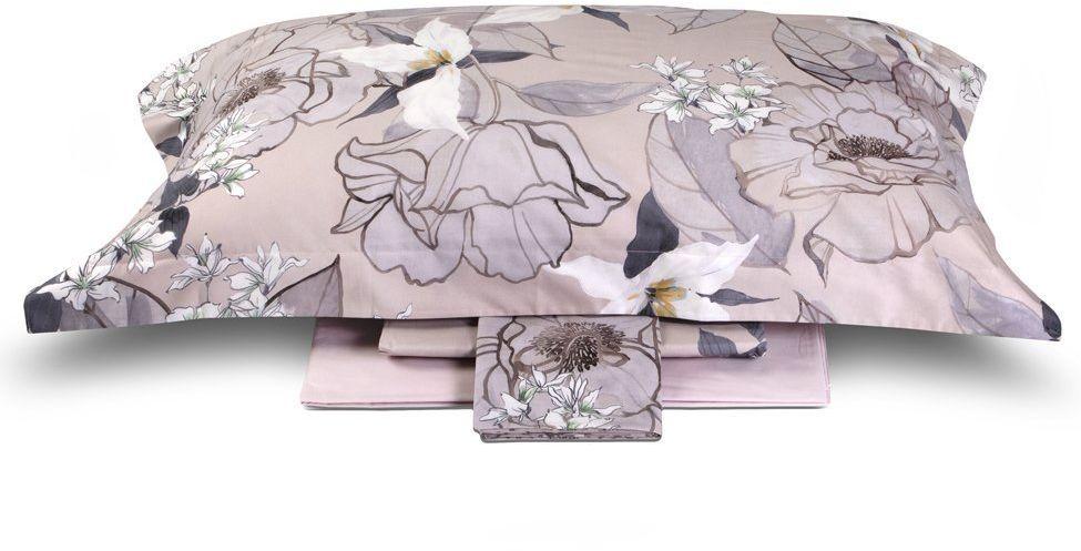 Komplet pościeli perkalowej Svad Dondi Costanza Lilac