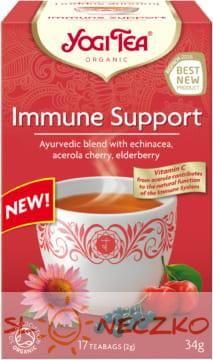 Herbatka na odporność Bio 17x2g Yogi Tea