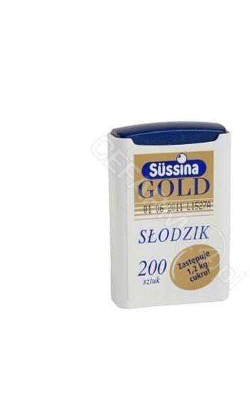 Sussina Gold słodzik 200 tabletek