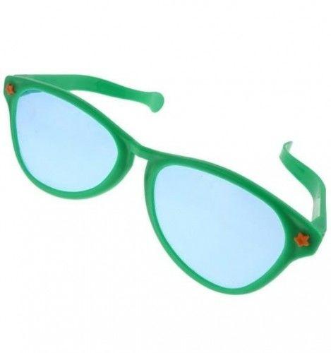 Okulary Maxi, zielone