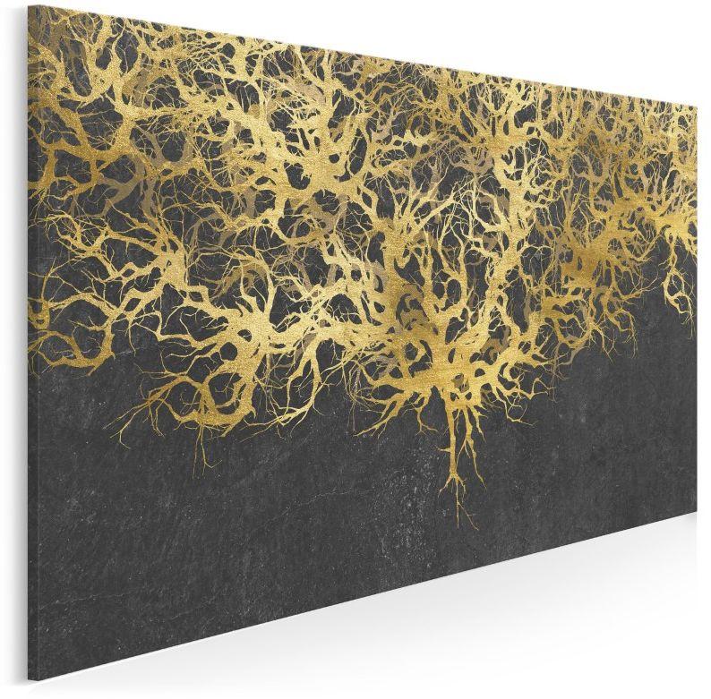 Od iluzji do immersji - nowoczesny obraz na płótnie - 120x80 cm
