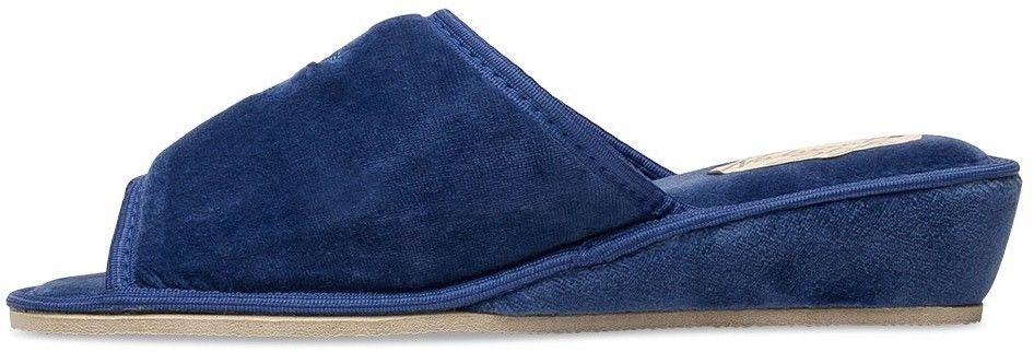 Kapcie damskie Natural Style NS-010 Niebieskie