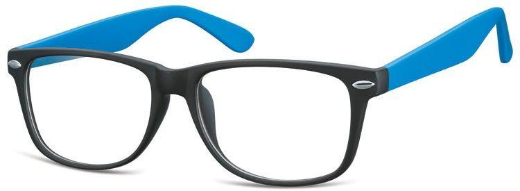 Okulary oprawki zerowki korekcyjne nerdy Sunoptic CP169B