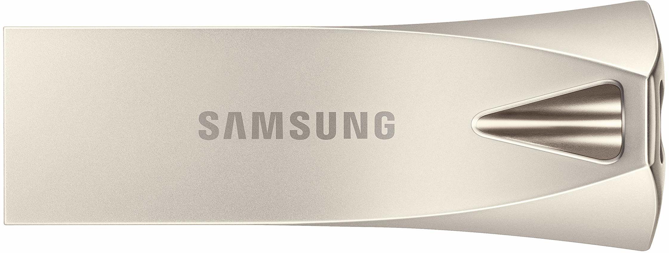 Samsung BAR Plus MUF-256BE3/APC, Pendrive, 256 GB, Champagne Silver