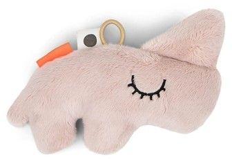 Done by Deer - Zawieszka Sensoryczna Powder pink nosorożec Nozo