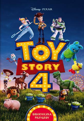 Toy Story 4. Biblioteczka przygody. Disney Pixar - Ebook.