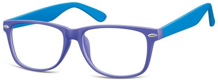 Okulary oprawki zerowki korekcyjne nerdy Sunoptic CP169C