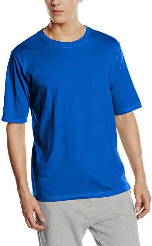 Jako T-shirt Team niebieski Royal 164