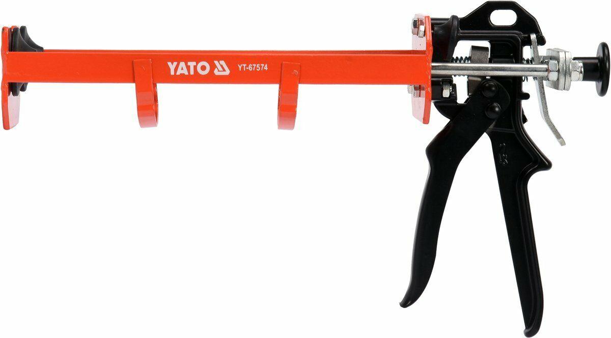 WYCISKACZ PODWÓJNY DO MAS GĘSTYCH L-245 MM Yato YT-67574 - ZYSKAJ RABAT 30 ZŁ