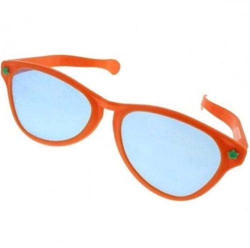 Okulary Maxi, pomarańczowe