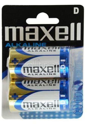 Baterie alkaliczne Maxell Alkaline LR20 D 2 sztuki