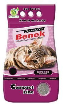 Super Benek Compact o Zapachu Lawendy 5 l