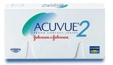 Soczewki Johnson&Johnson Acuvue 2 6 szt