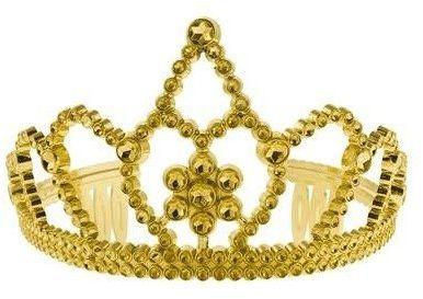 Złoty diadem księżniczki 1 sztuka DIZLO-YH