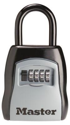 Kasetka z zamkiem szyfrowym i szeklą do przechowywania kluczy 5400EURD