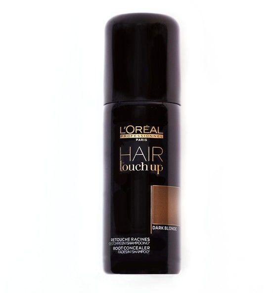LOréal Professionnel Hair Touch Up korektor do odrostów i siwych włosów odcień Dark Blonde 75 ml