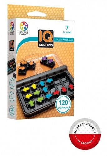 Smart Games IQ Arrows (ENG) IUVI Games
