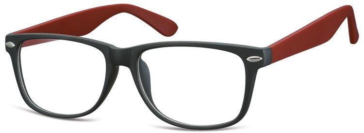 Okulary oprawki zerowki korekcyjne nerdy Sunoptic CP169E