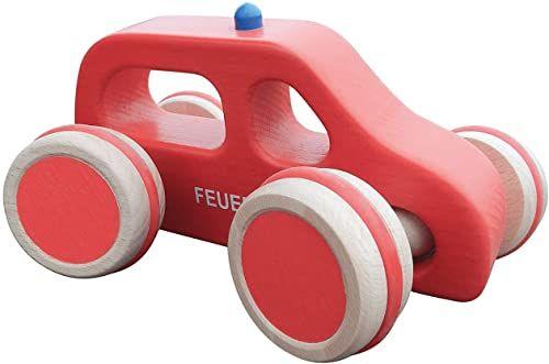 Helga Kreft GmbH 90623 Kierownica strażacka, czerwona