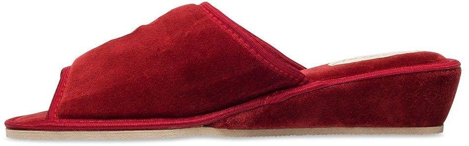 Kapcie damskie Natural Style NS-010 Czerwone