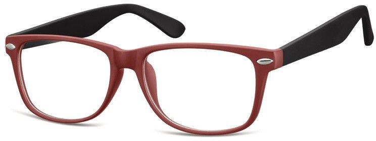 Okulary oprawki zerowki korekcyjne nerdy Sunoptic CP169G