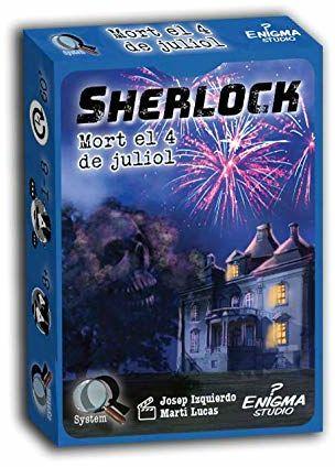 GDM Games - Sherlock Holmes Joc karta badawcza (GDM2069)