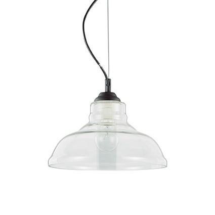 Bistro SP1 Plate - Ideal Lux - lampa wisząca