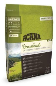 ACANA Regionals GRASSLANDS CAT & KITTEN 4.5 Kg + GRATIS