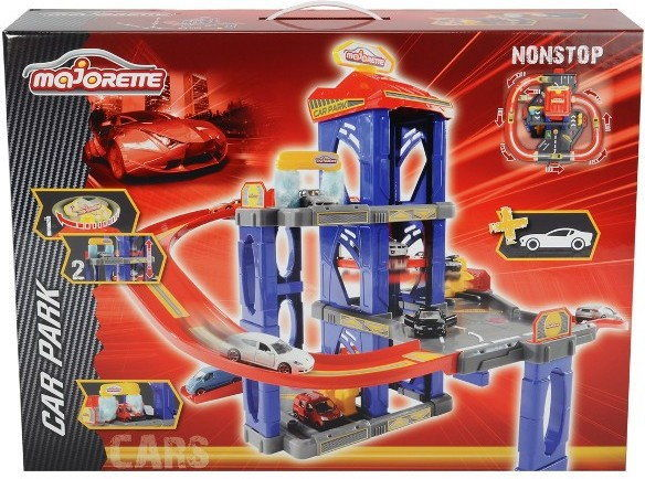 Majorette - Garaż Car Park 3-poziomowy 2059999