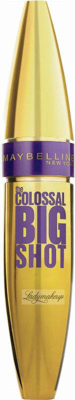 MAYBELLINE - THE COLOSSAL BIG SHOT - Volum Express Mascara - Pogrubiający tusz do rzęs