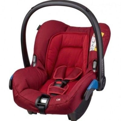 Maxi Cosi Citi Fotelik samochodowy 0-13 kg Red Orchid