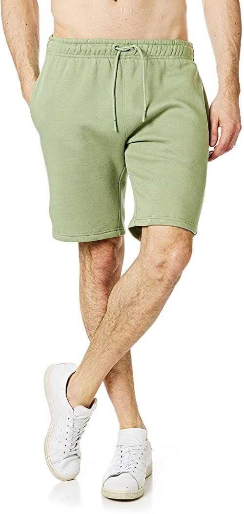 Ript Essentials by Ript Performance RCSHO765 męskie miękkie w dotyku spodnie dresowe joggery joggery joggery spodnie do biegania Khaki XL