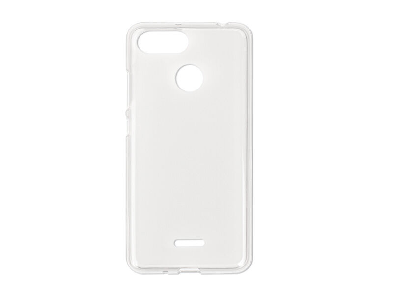Xiaomi Redmi 6 - etui na telefon FLEXmat Case - biały