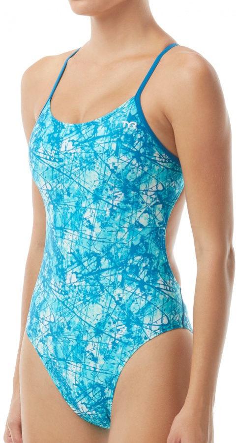 Tyr bayou cutoutfit blue