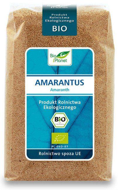 Amarantus 500g - Bio Planet - EKO