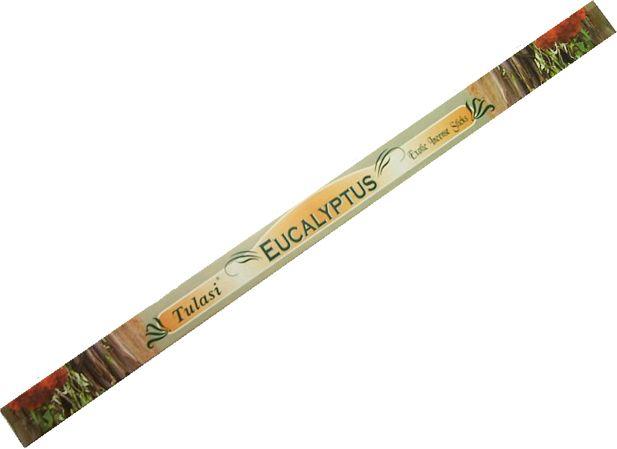 Kadzidełka zapachowe 8 sztuk Eucalyptus