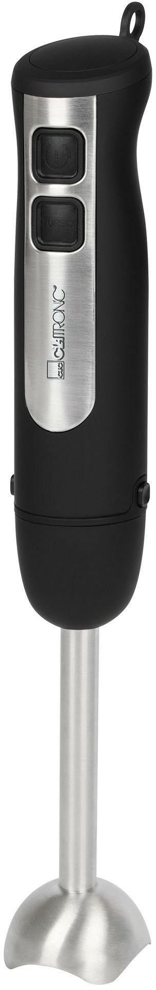 Blender ręczny, wielofunkcyjny, metalowy, mocny Clatronic SM 3739