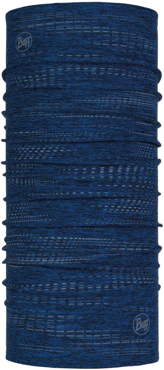 Chusta Wielofunkcyjna Dryflx Reflective by BUFF, niebieski, One Size