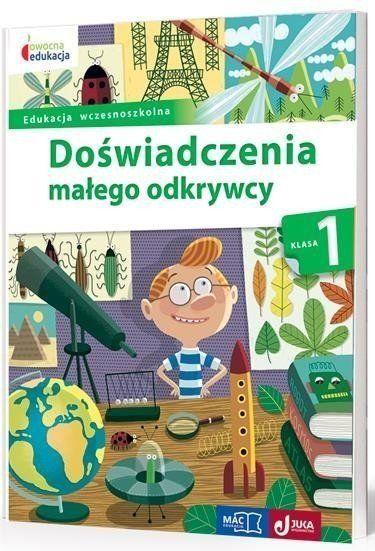 Owocna edukacja SP 1 Doświad. małego odkrywcy MAC - Stefania Elbanowska-Ciemuchowska