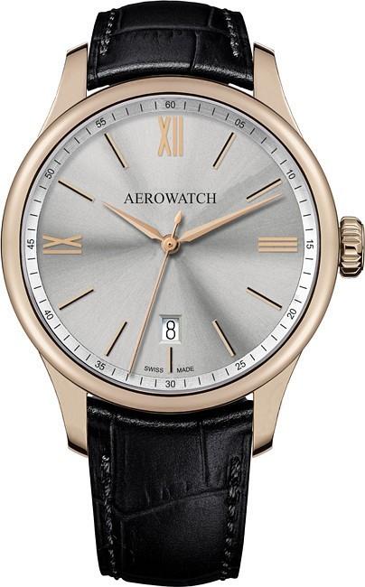 Aerowatch 42985-RO02 > Wysyłka tego samego dnia Grawer 0zł Darmowa dostawa Kurierem/Inpost Darmowy zwrot przez 100 DNI42985-RO02